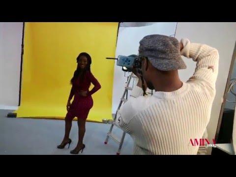 Vidéo - Tatiana Rojo alias Amoutati fait la couverture d'Amina