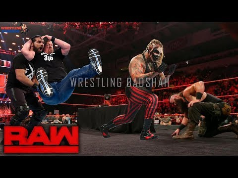 STONE COLD STUNNER TO SETH?! | THE FIEND & BRAUN?! | 3 Possible Angle | WWE Raw 2019 |