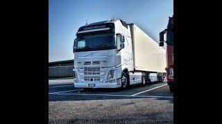 Video Trucker Jay in the UK: Final Video part 1 Volvo FH cab tour MP3, 3GP, MP4, WEBM, AVI, FLV Juli 2019