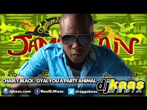 Charly Black - Gyal You A Party Animal [RAW](July 2014) Jambe-An Riddim - Techniques Rec | Dancehall
