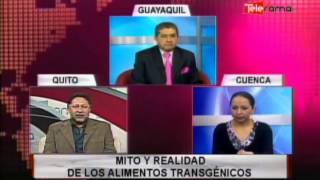 MITO Y REALIDAD DE LOS ALIMENTOS TRANSGÉNICOS