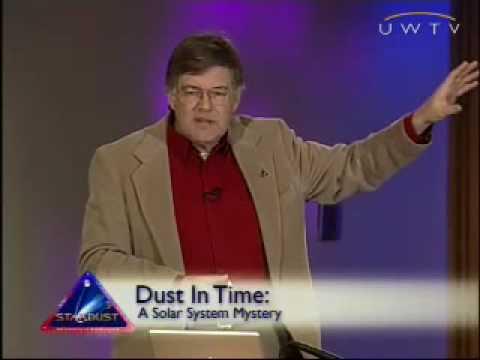 Staub in Zeit: Ein Geheimnis des Sonnensystems