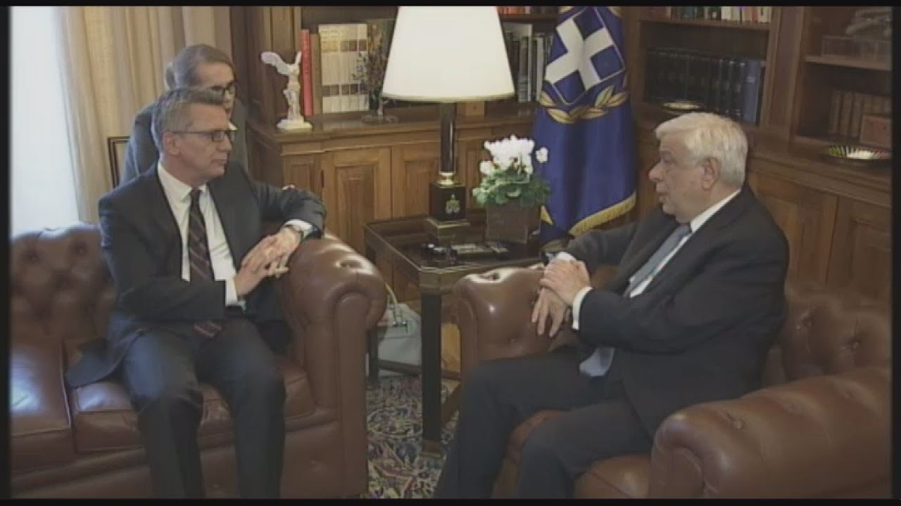 Π. Παυλόπουλος: Το μείζον πρόβλημα της EE δεν είναι η οικονομία αλλά το προσφυγικό