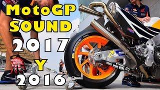 Video MOTOGP 2017+2016 Start Engine Sound Compilation PART 4 (HONDA, YAMAHA, SUZUKI,...) MP3, 3GP, MP4, WEBM, AVI, FLV Juni 2019