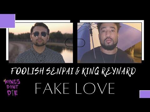 Foolish Senpai & King Reynard - Fake Love | Official Music Video | Dir. by AndroidTech Visuals