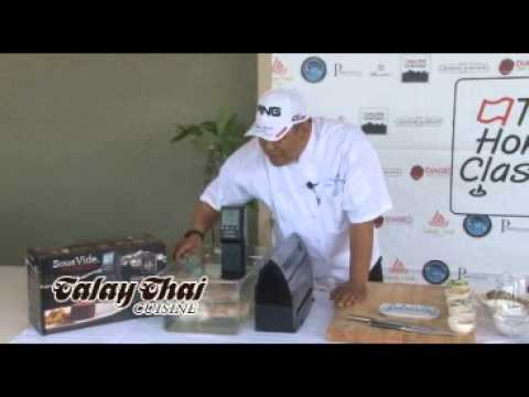 Talay Thai Chef Charlie Soo Prepares Lobster Pad Thai – LocalDines.com