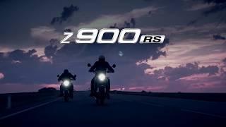 Kawasaki Z900RS, il video-teaser
