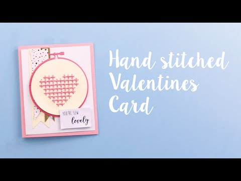 How to create a Love Card - Sizzix