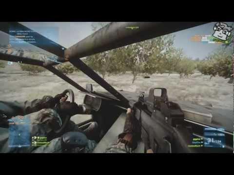СЕЛ В ТУНГУСКУ И СГОРЕЛ (Battlefield 3) #14
