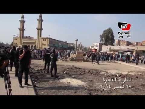 مظاهرات ٢٨ نوفمبر: قوات الأمن تسيطر على ميدان المطرية