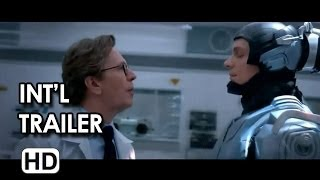 RoboCop International Trailer #2 (2014) - Samuel L. Jackson, Gary Oldman HD