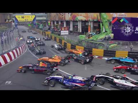 第六十六屆澳門格蘭披治大賽車精彩 ...