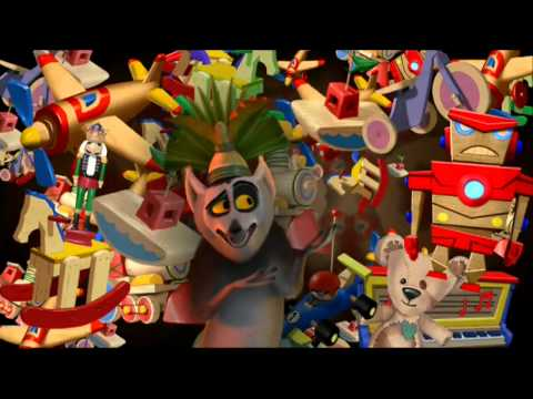 Tekst piosenki Król Julian - Santa Claus Is Coming To Madagascar po polsku