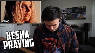 Video Kesha - Praying Reaction - Goosebumps download in MP3, 3GP, MP4, WEBM, AVI, FLV January 2017