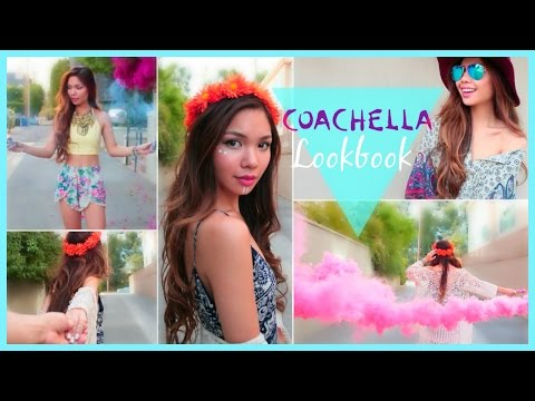 Coachella Music Festival Outfits Inspiration/LookBook! 2015