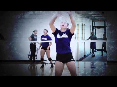 2014 Bellevue University Volleyball - New Day