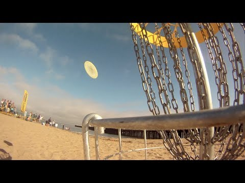 World's Longest Disc Golf Ace