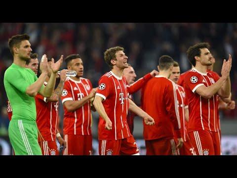Unentschieden gegen Sevilla: Bayern steht im Halbfina ...