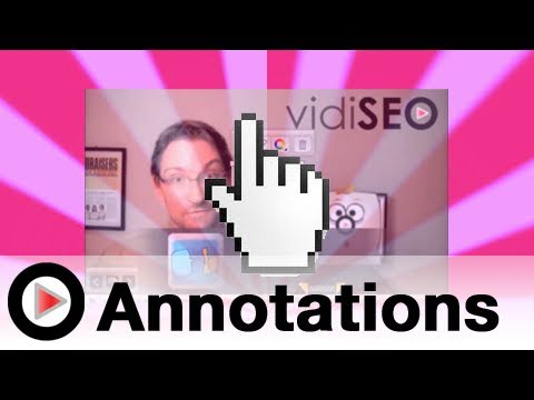 annotations - Submit a Video Question to Matt: http://vid.io/xm4 Learn all the ins and outs of YouTube annotations in this comprehensive guide. This guide covers the follo...