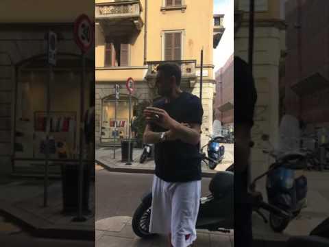 Vieri show: ora nasce il Tg Milano!