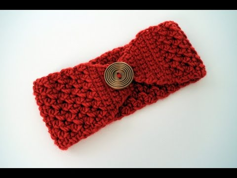 Download How to Crochet a Headband HD Mp4 3GP Video and MP3