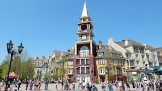 Mont-Tremblant (QC) Canada  city photo : Mont Tremblant Resort Village in Quebec Canada in Summer