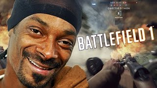 Video J'AI JOUÉ CONTRE SNOOP DOGG ! Battlefield 1 MP3, 3GP, MP4, WEBM, AVI, FLV Mei 2017