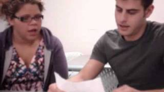 Writing Center Video Scenario: The Irate Student