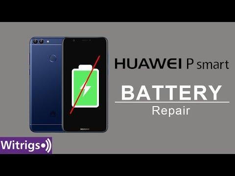 Huawei P Smart Battery Repair Guide