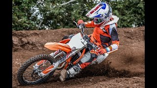 10. Uk's Fastest 85 rider shreds 2018 KTM SX