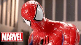 Marvel Spider-Man - 'Titan Hero Series' Official T.V. Commercial - Hasbro