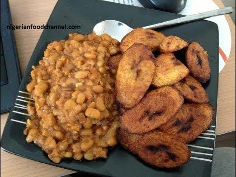 How to cook Nigerian Beans – (Ẹwa) | Nigerian Food Recipes
