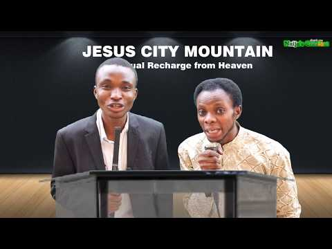 Pastor Prays Recharge Cards into Church Members' Phones (Episode 101)- Hilarious