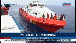 Video Cockpit Voice Recorder Lion Air PK-LQP Ditemukan MP3, 3GP, MP4, WEBM, AVI, FLV Januari 2019