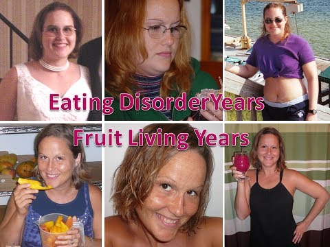 Raw Food Before & After: Improving Diabetes & Overcoming Eating Disorders
