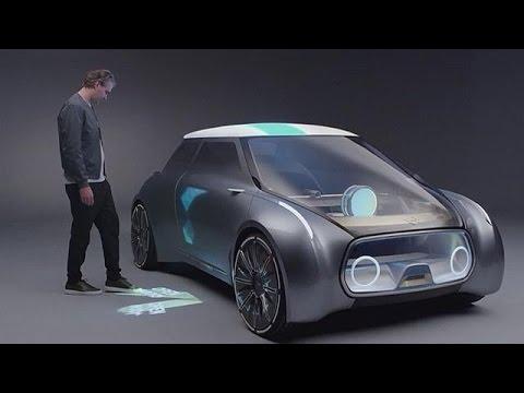 Παρουσιάστηκε στο Λονδίνο το αυτοκίνητο χωρίς… οδηγό και τιμόνι – science