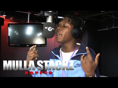 Mulla Stackz – Fire In The Booth