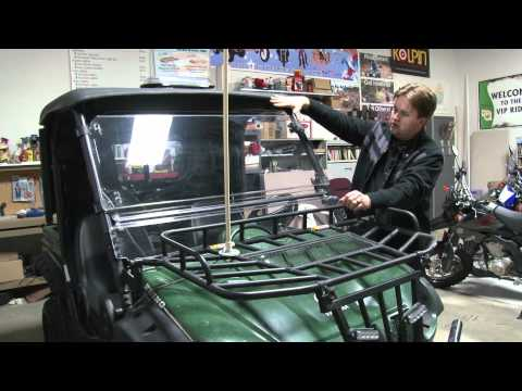How to pick a windshield for your UTV