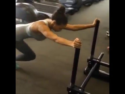 Jaclyn Swedberg fitness motivation 2014