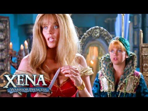 Xena Participates In A Beauty Contest | Xena: Warrior Princess