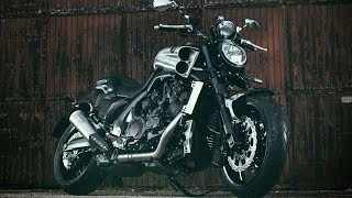 8. 2015 Yamaha VMAX Carbon Special Edition