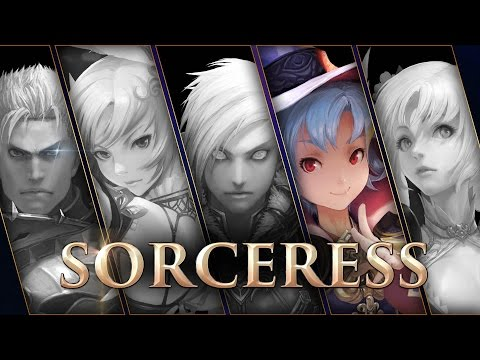 Echo of Soul Class Overview — Sorceress