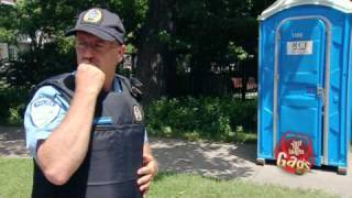 JFL Hidden Camera Pranks&Gags: Officer Poopypants Accidentally Your Whole License