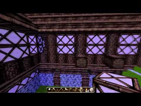 Minecraft Ciudad Medieval || 2º Capitulo El aserradero [Part 1]