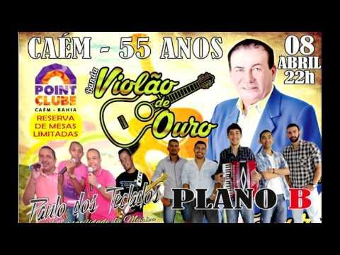 Banda violão de ouro show em Caém Bahia 8 de abril 2004