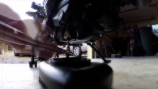 8. How to: Ducati Hypermotard, SP, Hyperstrada 821 939 oil change.