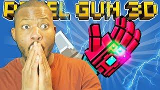 MOST POWERFUL GAUNTLET EVER! | Pixel Gun 3D
