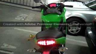 6. 2010 Kawasaki Ninja 650R