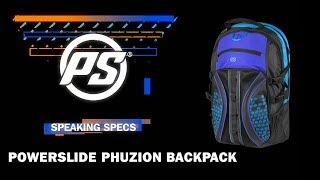 Inlinesryggsäck Powerslide Phuzion Backpack - 61 lit.