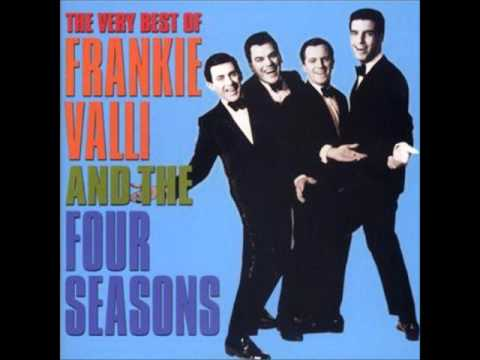 Cant Take My Eyes Off You - Frankie Valli and The 4 Seasons + lyrics (видео)